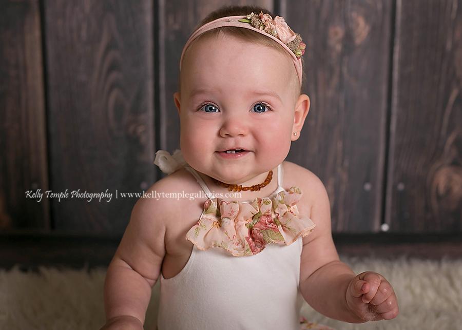Milestone Baby Photography
