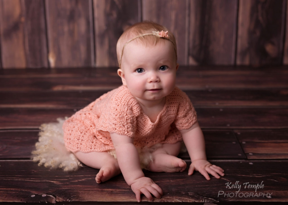 7 month old photography